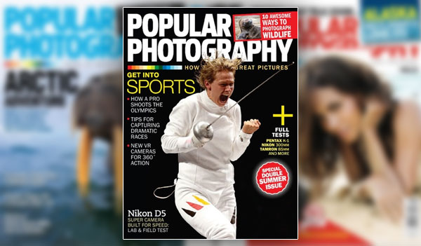 FREE Popular Photography Subscription (US)