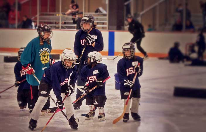 Try Hockey For Free Day! (US only)