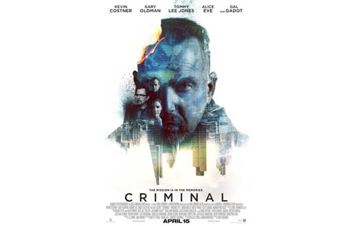 FREE Criminal Movie Screening Tickets (US only)
