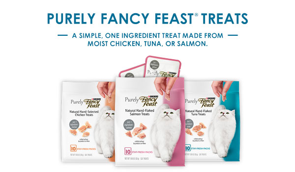 FREE Fancy Feast Broths Samples