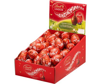FREE Lindt Lindor Milk Chocolate Egg at Kroger & Affiliates (US)