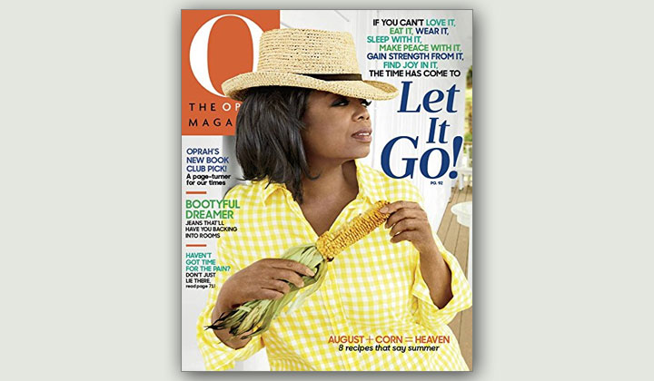 FREE Subscription to O The Oprah Magazine!