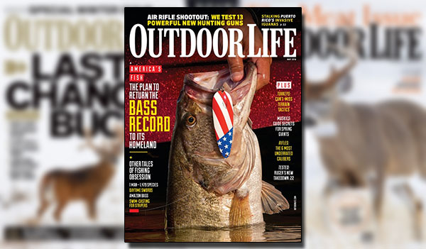 FREE Outdoor Life Magazine Subscription (US)