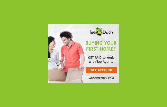 FeeDuck – Real Estate Home Buyers (CA only)