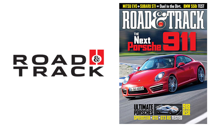 FREE Subscription to Road and Track Magazine