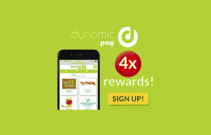 Dynamic Pay – 3% Cashback (US only)