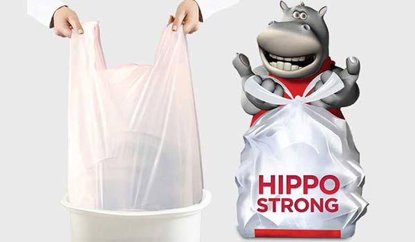 FREE Trash Bags from HippoSak (US only)