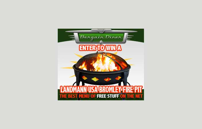 Exclusive Fire Pit Giveaway Us Only