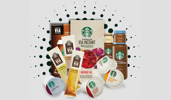 FREE Starbucks Samples (US)