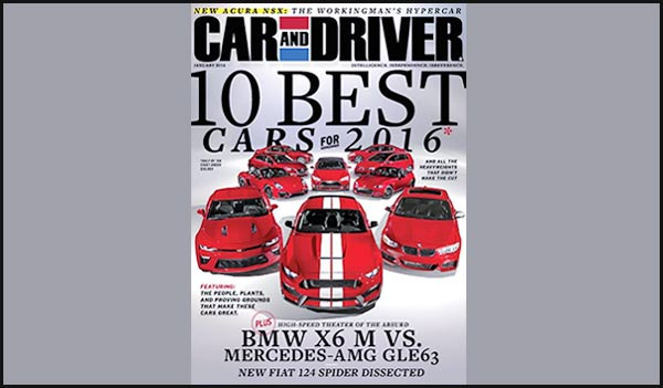 FREE Car and Driver Magazine Subscriptions (US, UK & CA only)