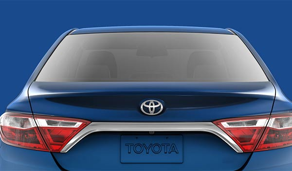 FREE Personalized Badge from Toyota (US only)