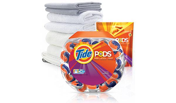 FREE Tide Pods Samples (US)