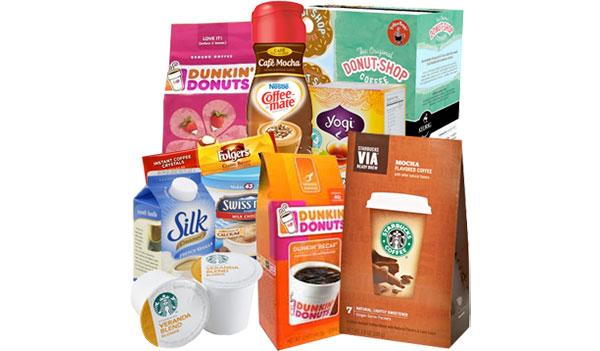 FREE Coffee Samples (US)