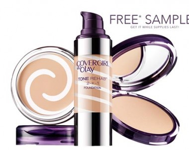 FREE CoverGirl Samples (US)