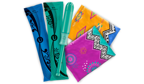 FREE U by Kotex Sample Pack (US)