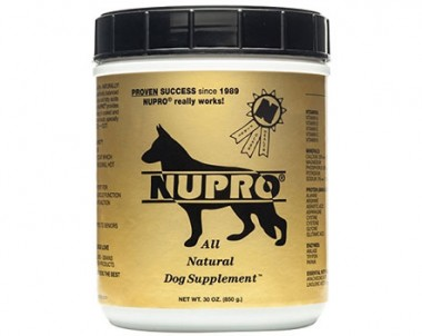 FREE Nupro All Natural Dog Supplements Sample (US)