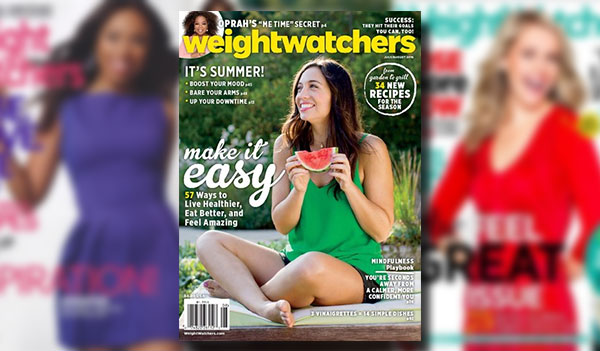 FREE Weight Watchers Magazine Subscription (US)