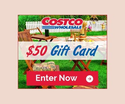Costco Gift Card Giveaway (US only)