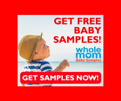 FREE Baby Product Samples – Whole Mom Baby Samples 2 (US only)