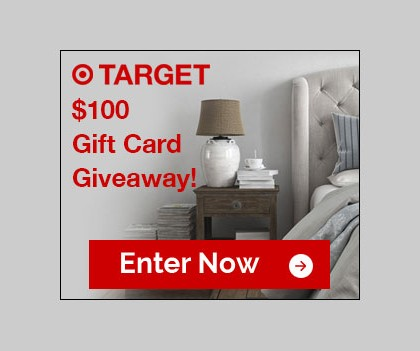 Target Gift Card Giveaway (US only)