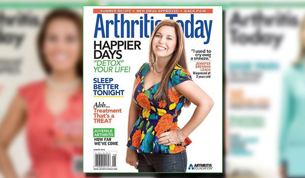 FREE Arthritis Today Magazine Subscription (US)