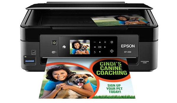 Epson Color Photo Printer Giveaway (US)