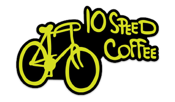 FREE 10 Speed Coffee Stickers (US only)