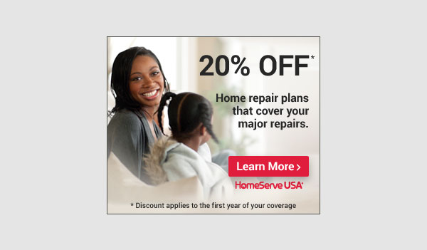 FREE Home Repairs: HomeServe USA (US only)