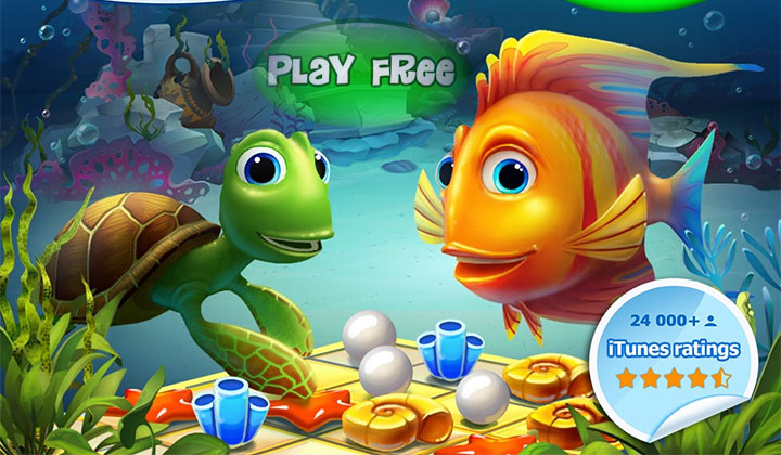 Fishdom Free Download (US Only)