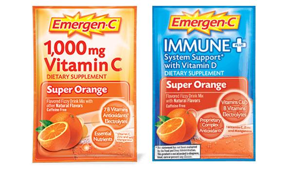 FREE Emergen-C Sample Pack (US)
