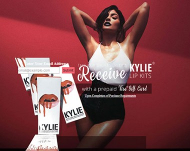Kylie Lip Kit – One Field (US)