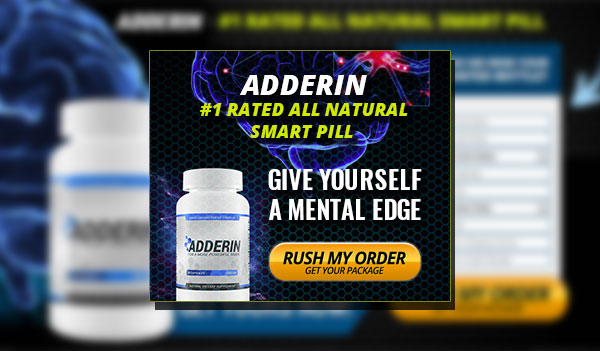Adderin Coupons – Adderin Brain Supplement (US)