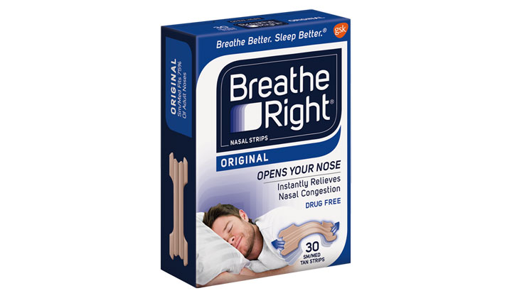 FREE Breathe Right Samples (US Only)