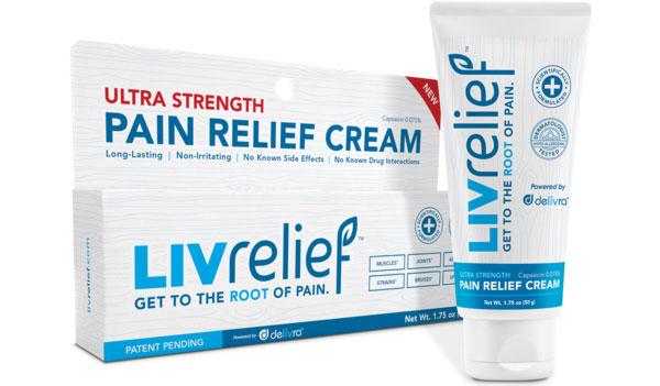 FREE LivRelief Pain Relief Cream! (US)