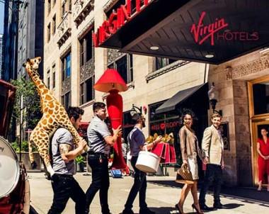 500 FREE Virgin America Elevate Points (US)