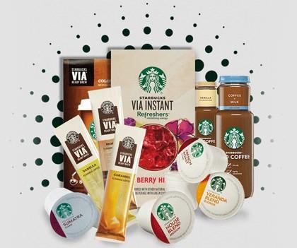 FREE Starbucks Coffee Sampler (US)