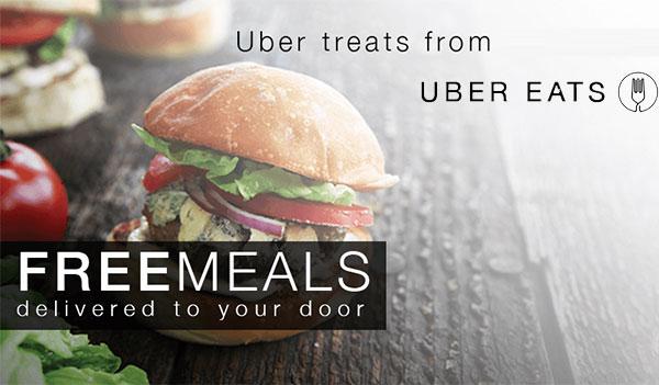 FREE UberEats Samples (US)