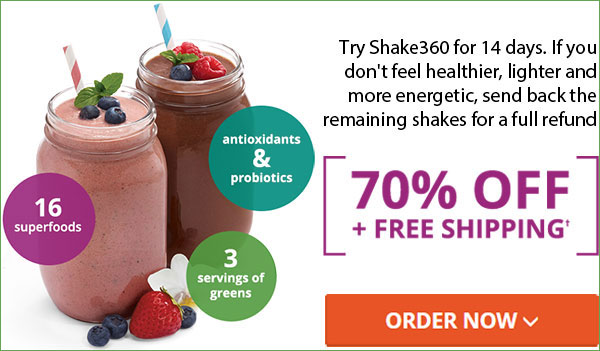 Nutrisystem Shake 360 – Healthy Meal Replacement Drinks?