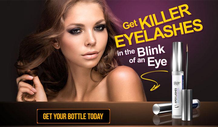 Apex Voluminous Eyelashes – Free Trial (US & CA)