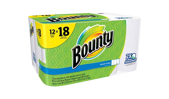 free bounty paper towels. Black Bedroom Furniture Sets. Home Design Ideas