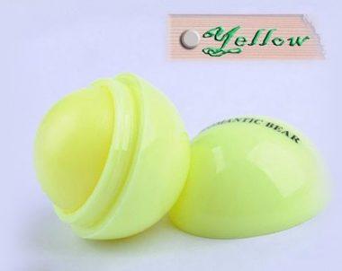 FREE Yellow Ball Lip Balm (US)
