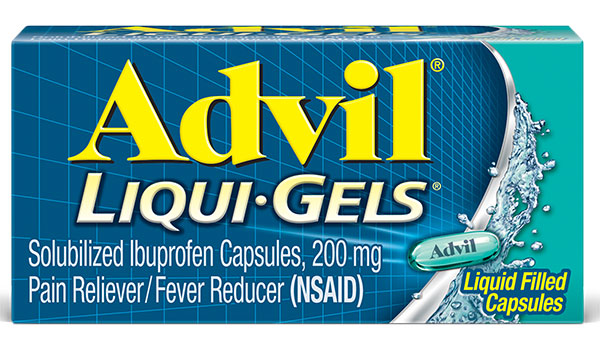 FREE Advil Samples – Pain Relievers (US)