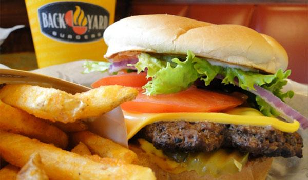 free burger coupon at back yard burgers us
