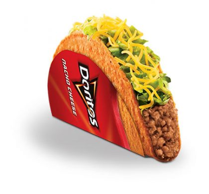 Taco Bell: FREE Doritos Locos Taco During the World Series!