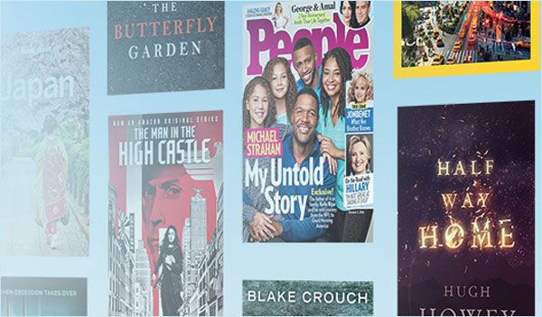 FREE eBooks and Magazines for Amazon Prime Members (US)