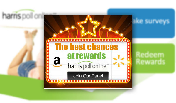 Harris Poll Online – Highest Paying Surveys (US)