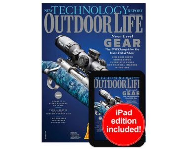 FREE Outdoor Life Magazine Subscription (US Only)