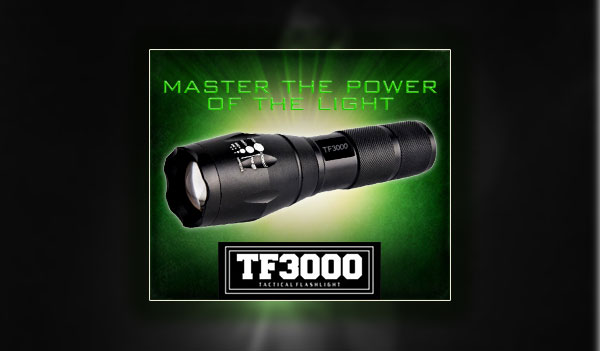 TF3000 Flashlight