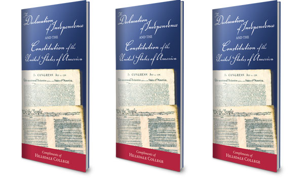 FREE Constitution and Declaration of Independence (US)