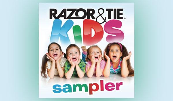 FREE Razor & Tie Kids MP3 Sampler Album (US)